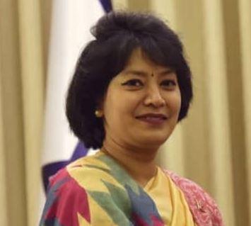 H.E. Anjan Shakya